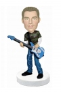 Guitar Player Bobble Head Doll