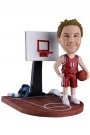 Basketball Player Bobblehead 3