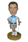 Stylish Golfer Bobblehead